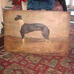 black-dog-painting