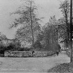 Cross roads at Timsbury