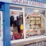 Sarah Chivers in the High Street