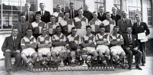 Timsbury Athletic 1946-7