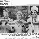 Garden Fete for Mendip Moral Welfare Association 25 May 1965