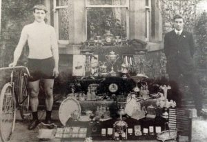 Jack 'Sonny' Coombs and cycling prizes