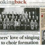 Timsbury Male Voice Choir