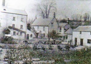 RADFORD MILL was run by the Collins family for many years. The mill house was built (or rebuilt) in stone in 1706, but the adjacent water mill had already ...