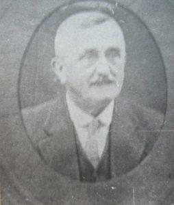 Albert Arnold, Headteacher 1888-1924