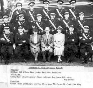 St John Ambulance Brigade