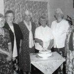 Timsbury Ladies Choir 20th Anniversary Celebrations 1998