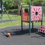 Play area repairs