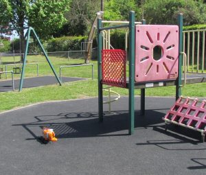 missing slide