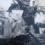 Demolition of Timsbury House in 1961