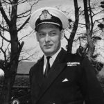 Commander Barnaby Samborne, first Captain of the Royal Navy's nuclear submarine Dreadnought