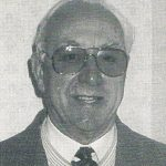 Eric Brimble, Clerk to the Parish Council 1955-9