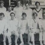 Timsbury Cricket Team 1979