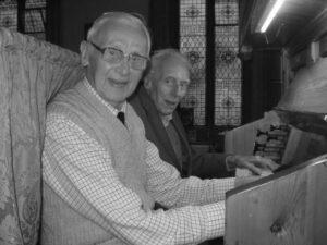 Wilf and Bert Bridges