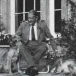 Bernard Cayzer at Parish's House