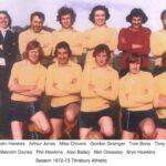 Timsbury Athletic First Team 1972-3