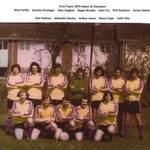 TAFC First Team 1974