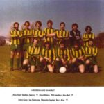 TAFC First Team Late Sixties Early Seventies
