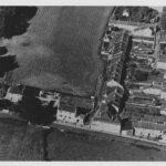 Aerial view of Old Bloomsbury