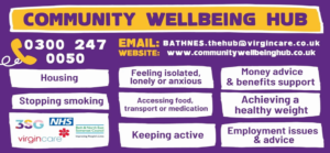 B&NES Comm Wellbeing