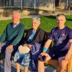 Malcolm Tucker, Betty Newth, Ben Hosford